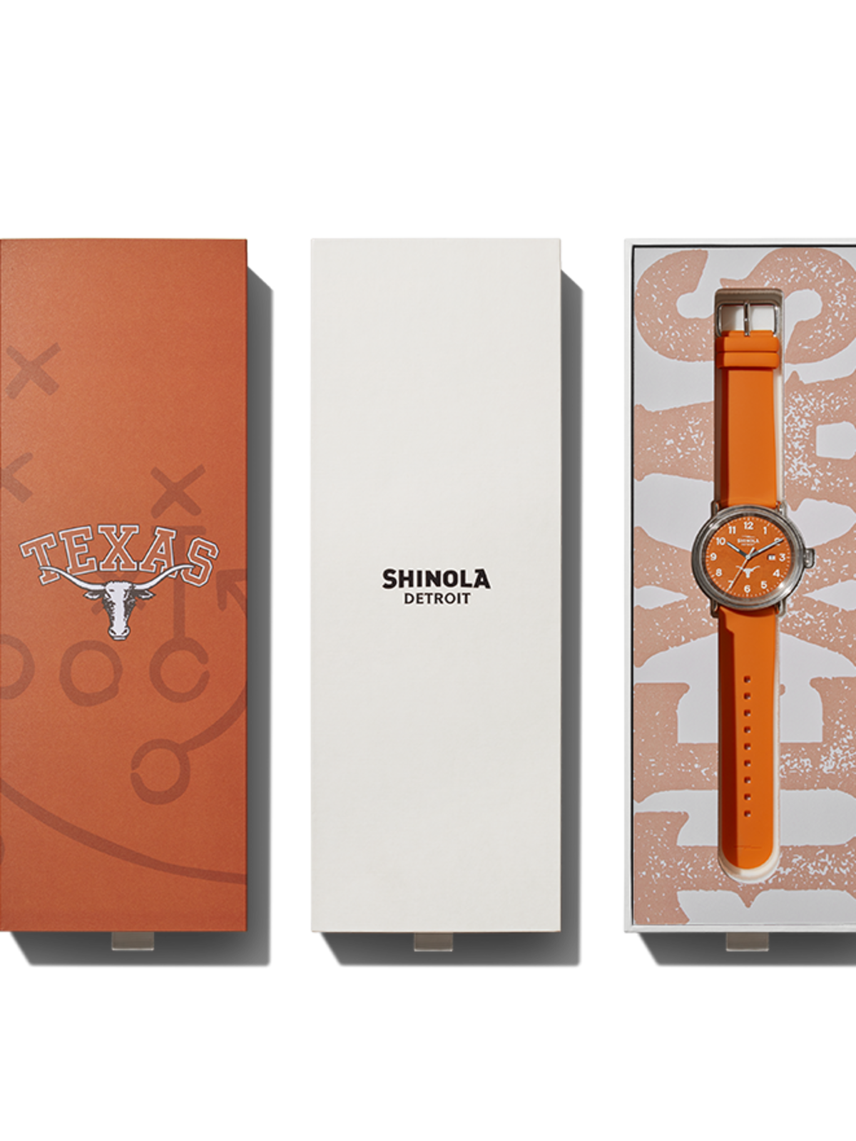 Shinola UT watch