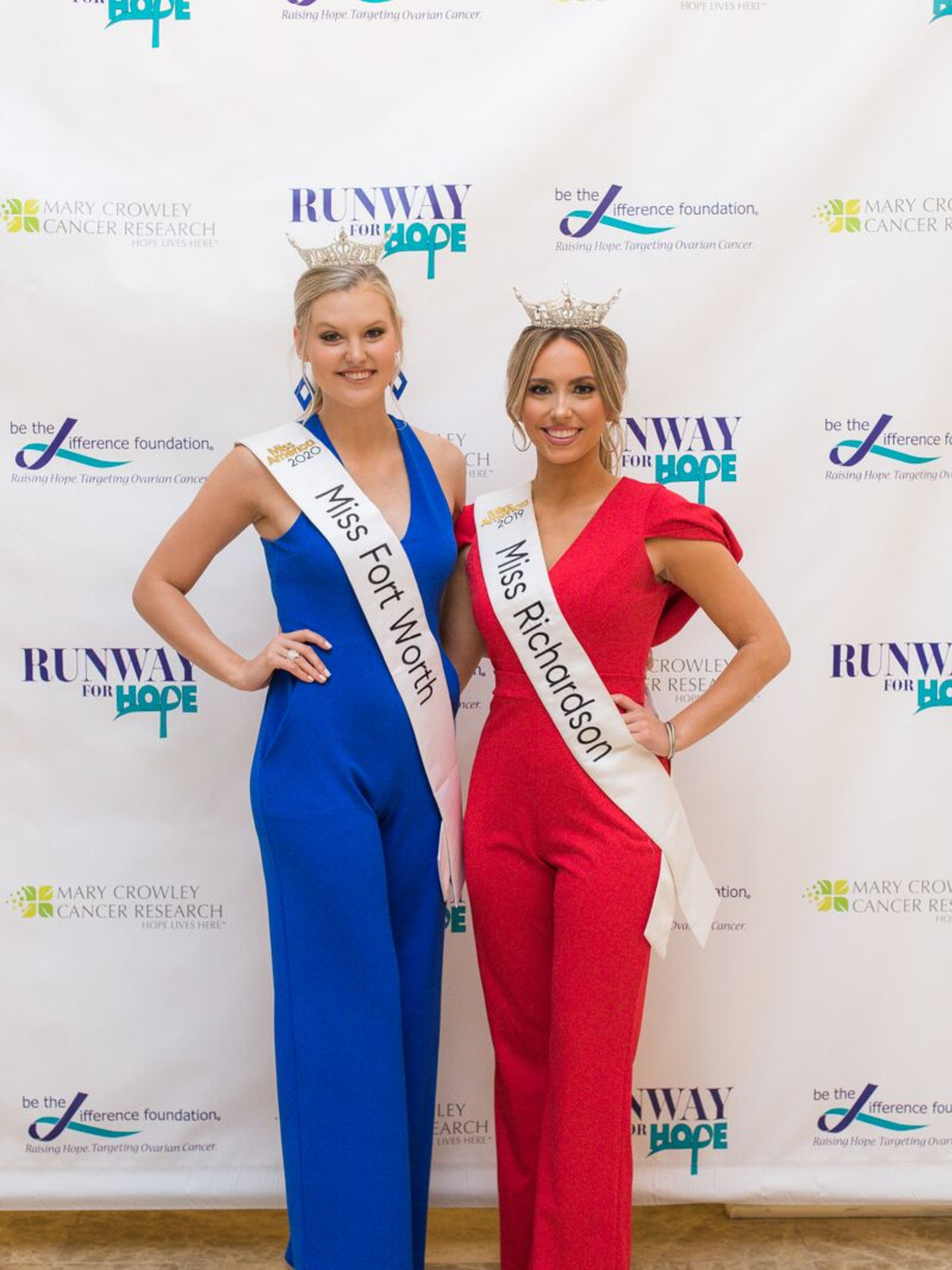 Miss Fort Worth Landry Champlin, Miss Richardson Erica Kuntz