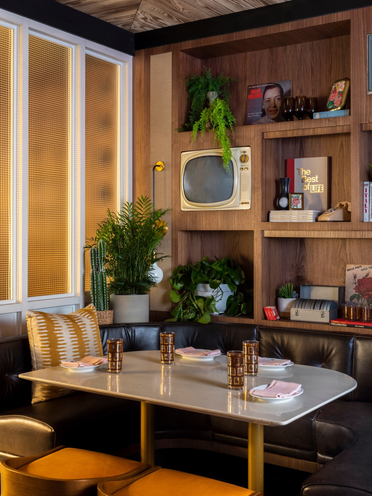 Rosalie Italian Soul interior