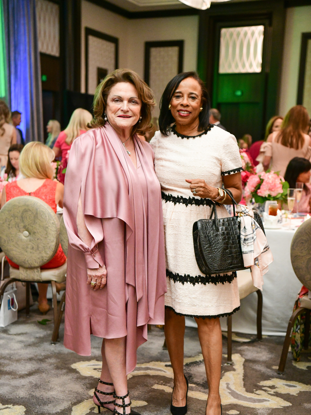Razzle Dazzle Luncheon 2019 Beth Wolff Phyllis Williams