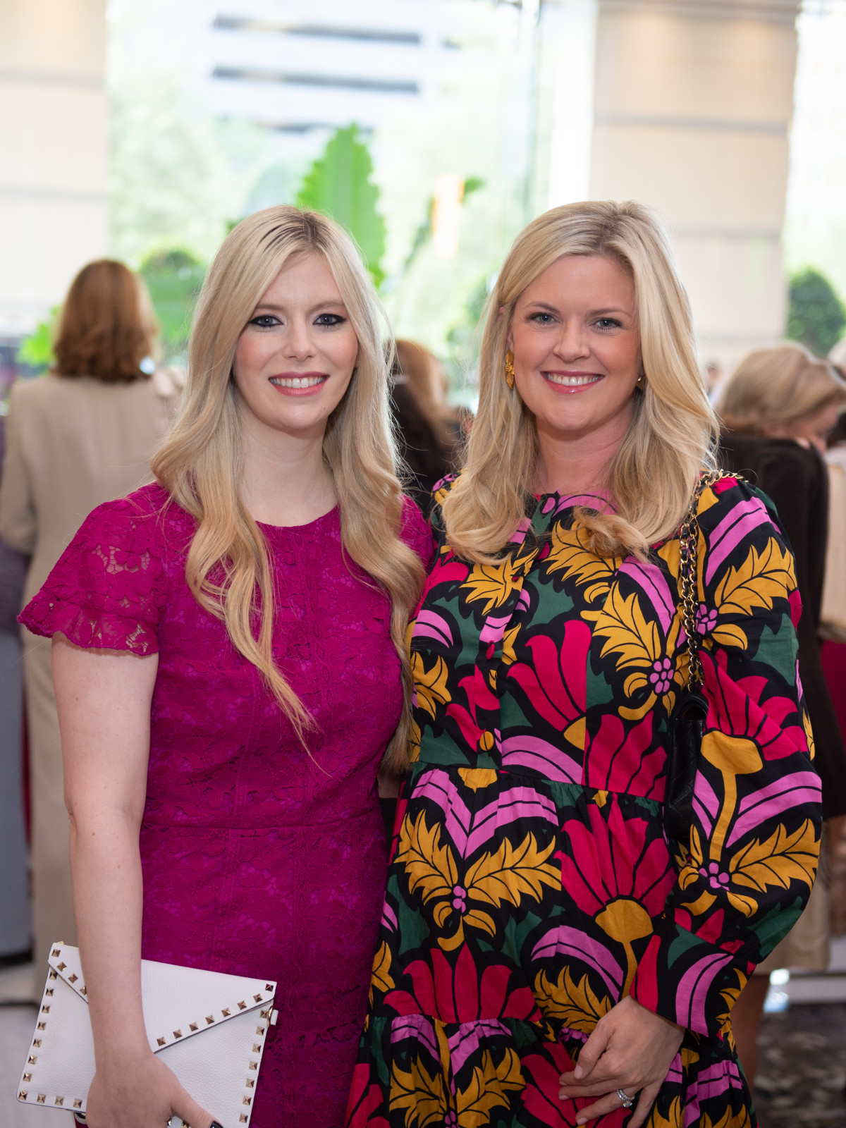 Razzle Dazzle Luncheon 2019 Kimberly Scheele, Ashlee Love