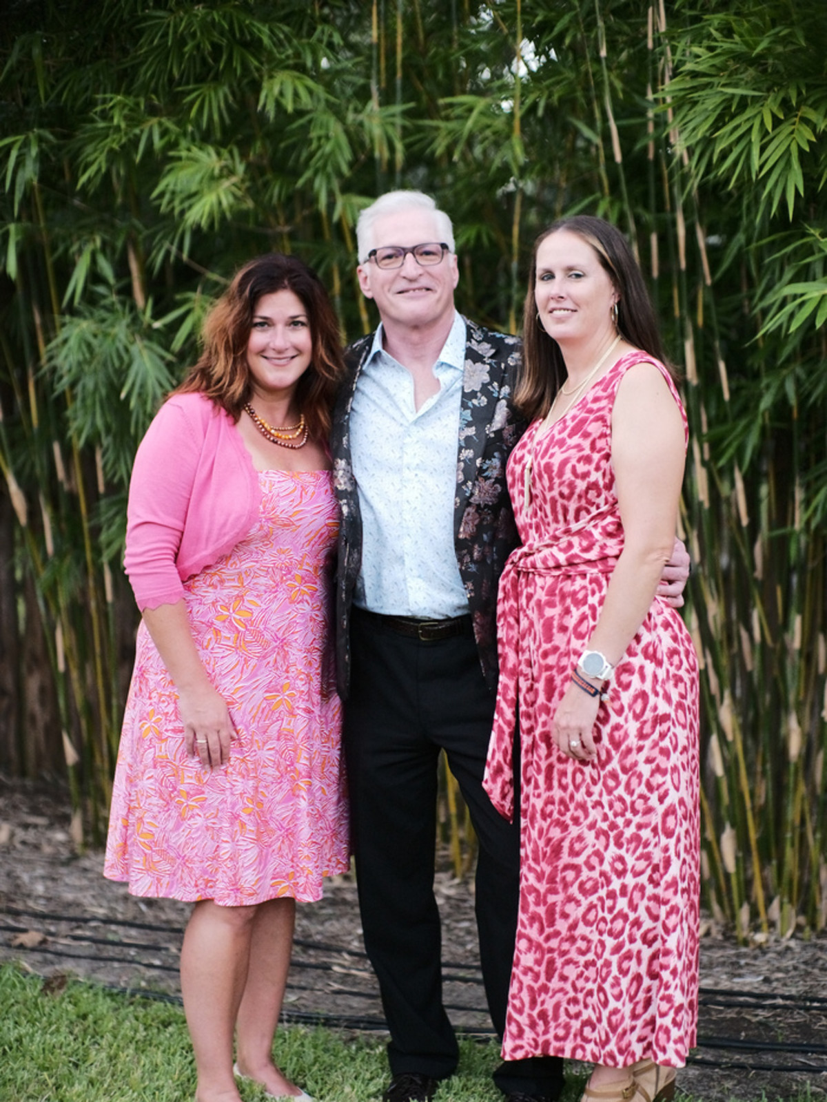 Houston Zoo Conservation Gala 2019 Auction Chair Christina Lyons_ John Young and Amanda Weber