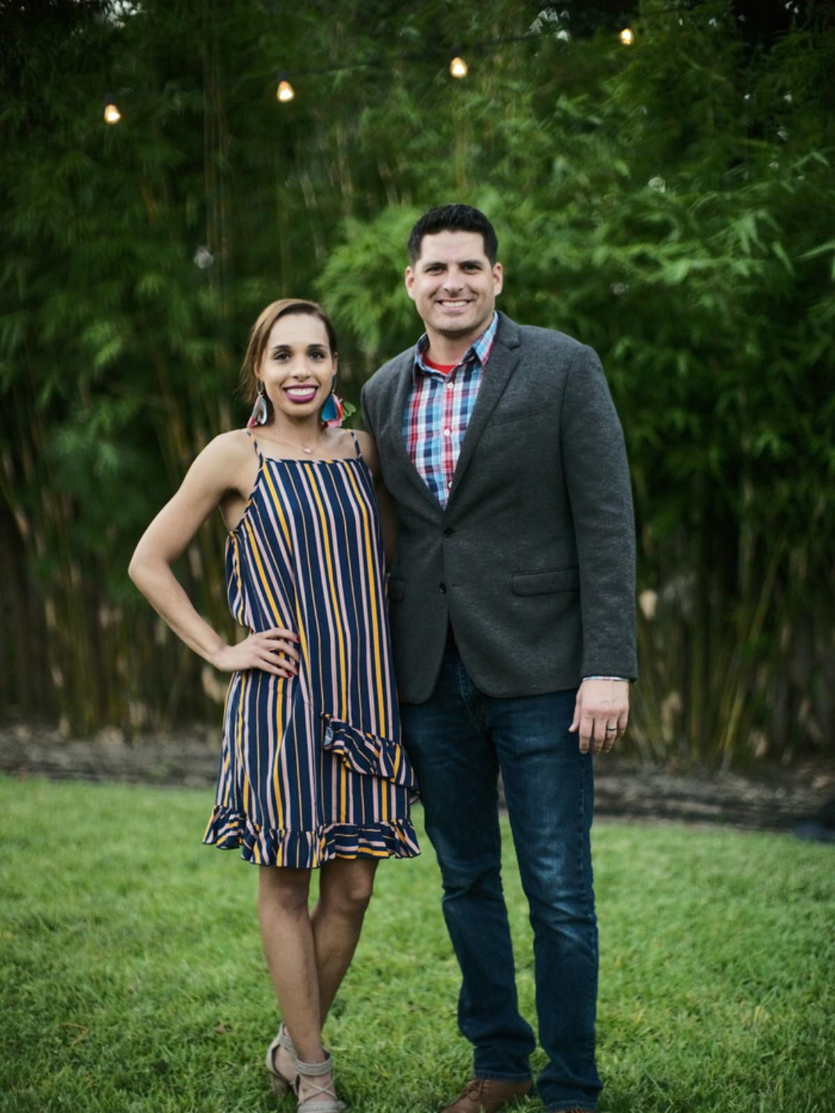 Houston Zoo Conservation Gala 2019 Lacey Dalcour Salas Jason Salas