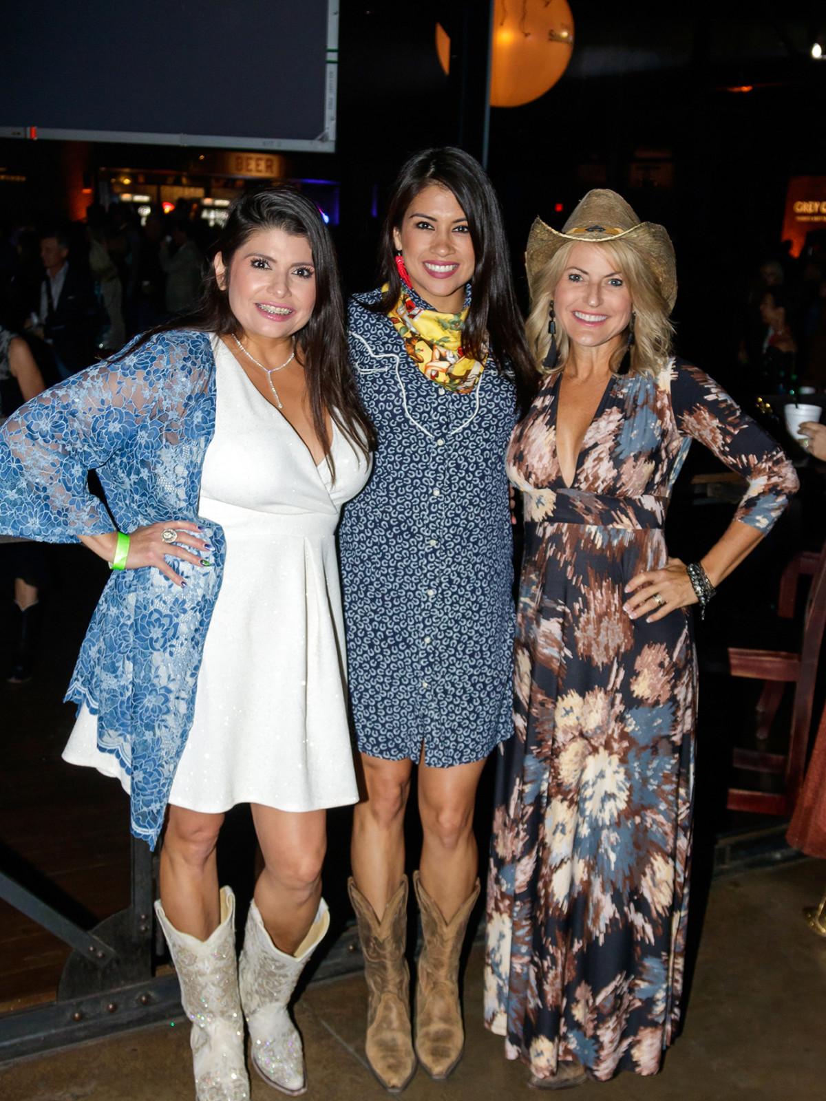 6.Christina Morgan, Jacqueline Garcia, Rafaella Smith