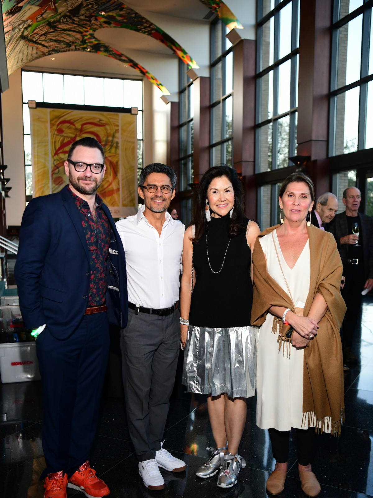 UH Public Art 50th Celebration: John Abodeely, Jose Contreras-Vidal, Geraldina Wise, Lee Steffy
