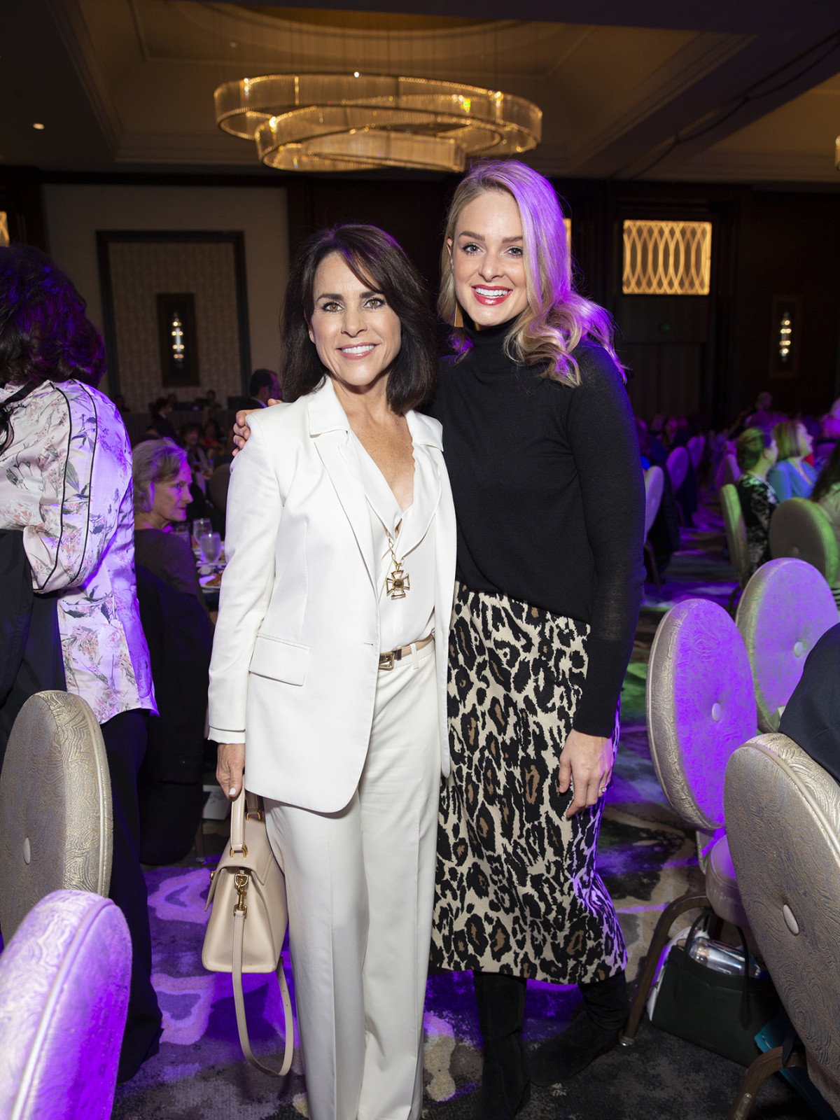 Barbara Bush Power of Literacy Luncheon Julie Andrews 2019 Maria Bush Sarahbeth Bush