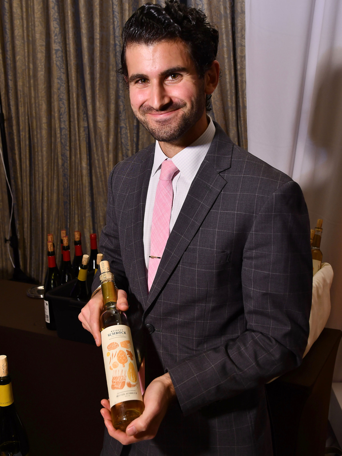 Iron Sommelier 2019 Chris Poldoian Camerata at Paulie's