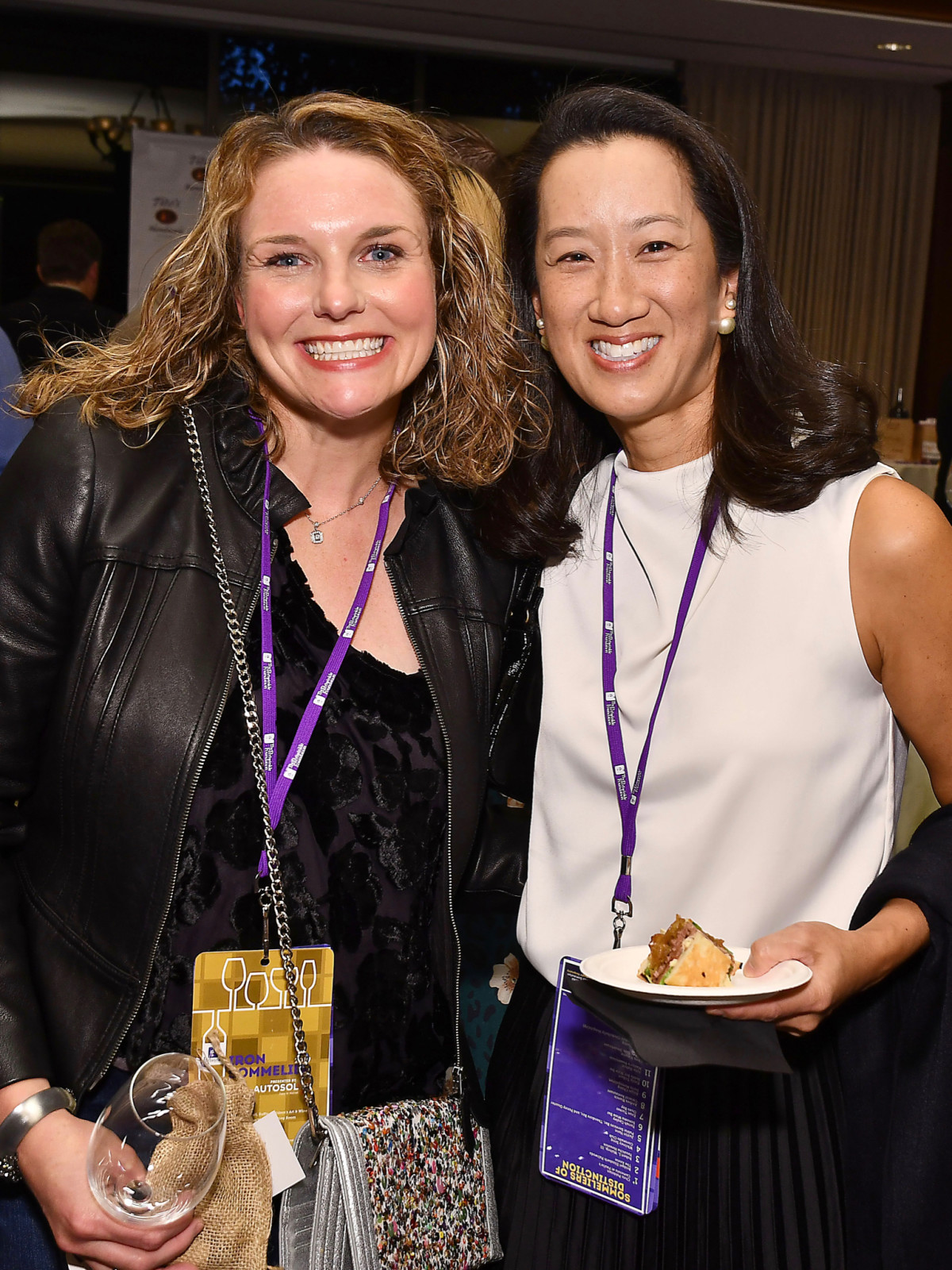 Iron Sommelier 2019 Erin Otness and Monica Ho