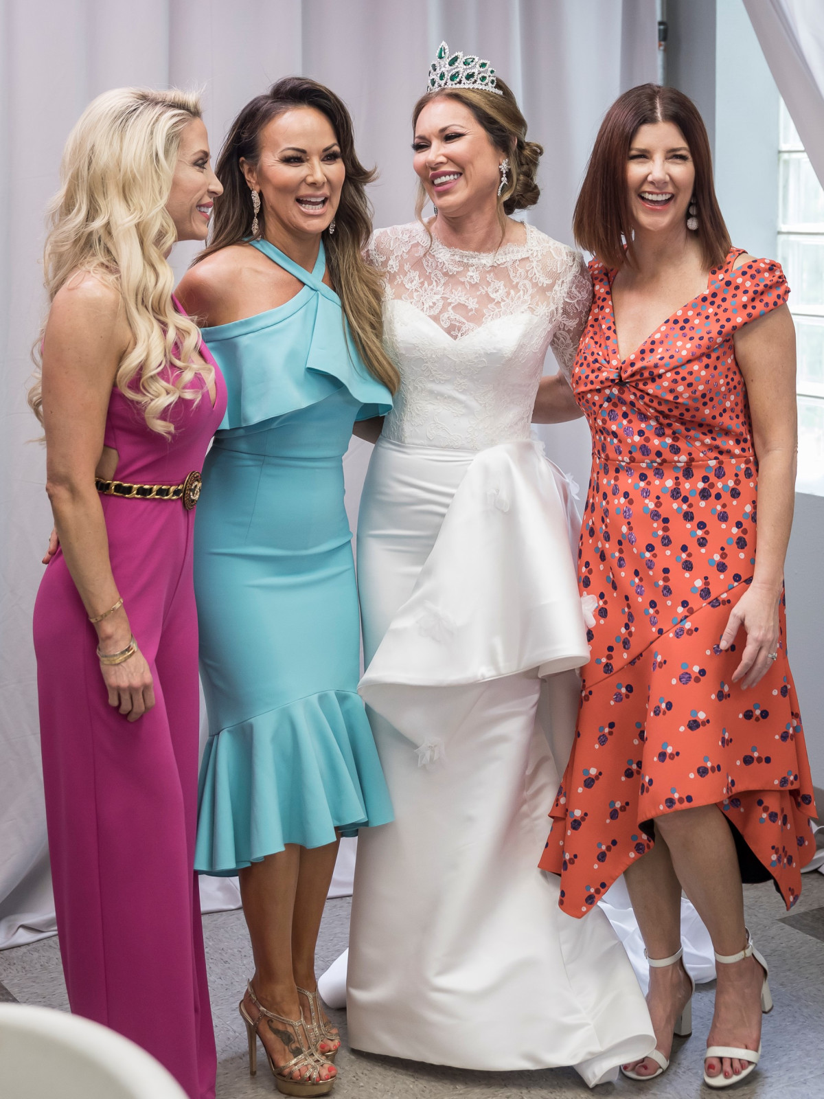 LeeAnne Locken, Rich Emberlin, Real Housewives wedding