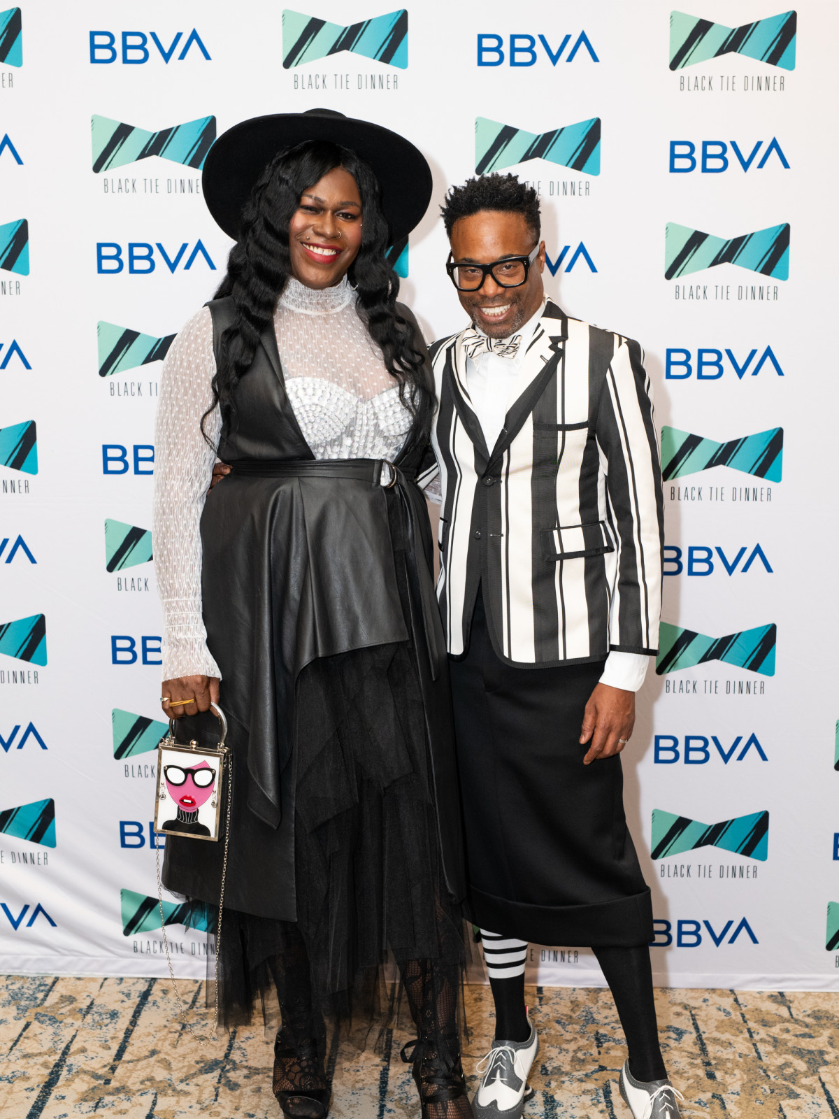 Shea Diamond, Billy Porter