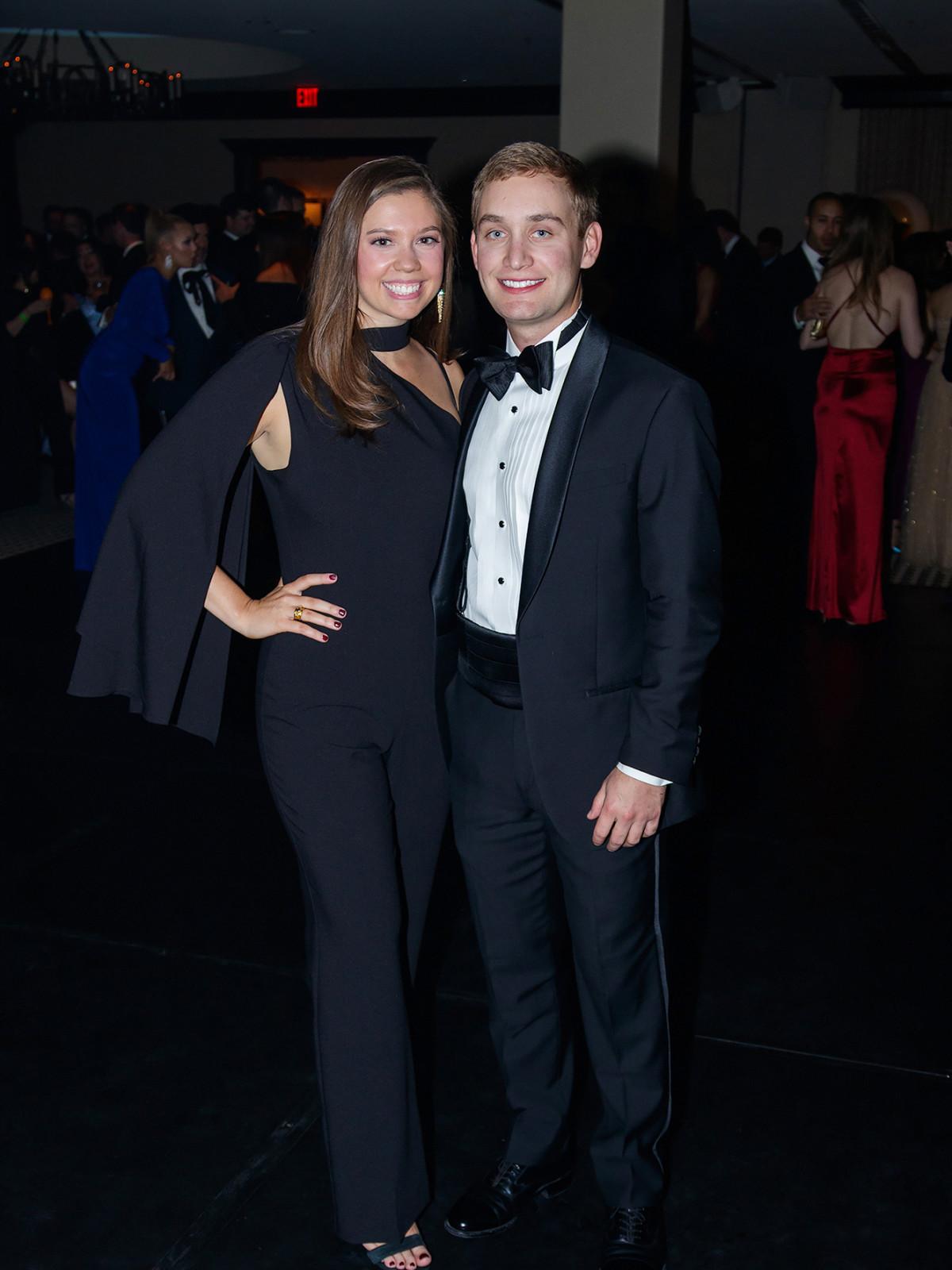 Katie Glasscock,Tyler Hutson