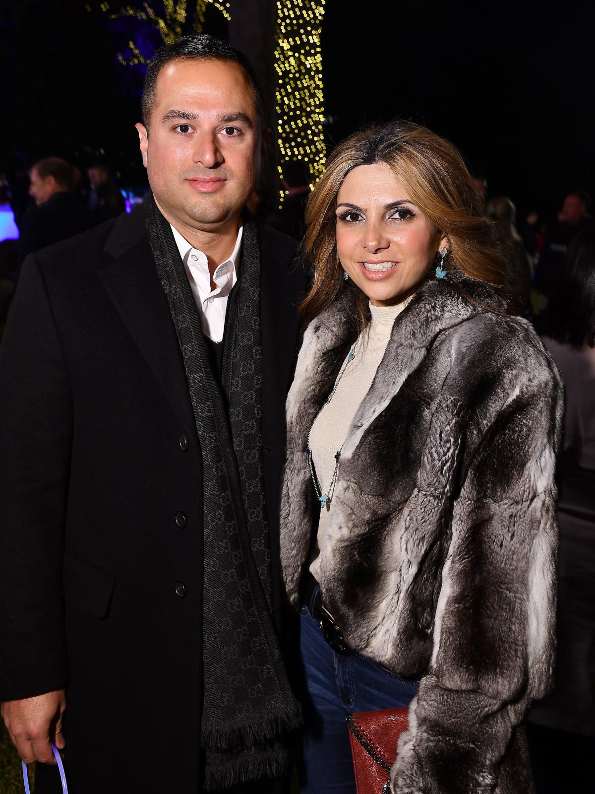 True Blue Gala 2019  Alan and Anooshea Taghdisi