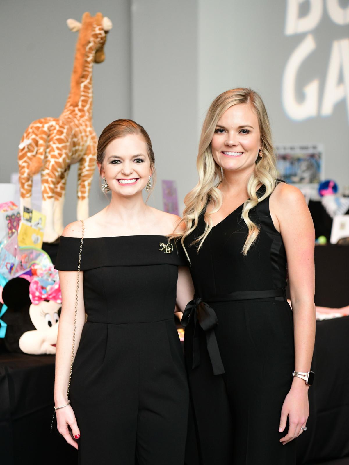 Jungle Book Gala 2019 Angela O'Pry and Kimberly Roland