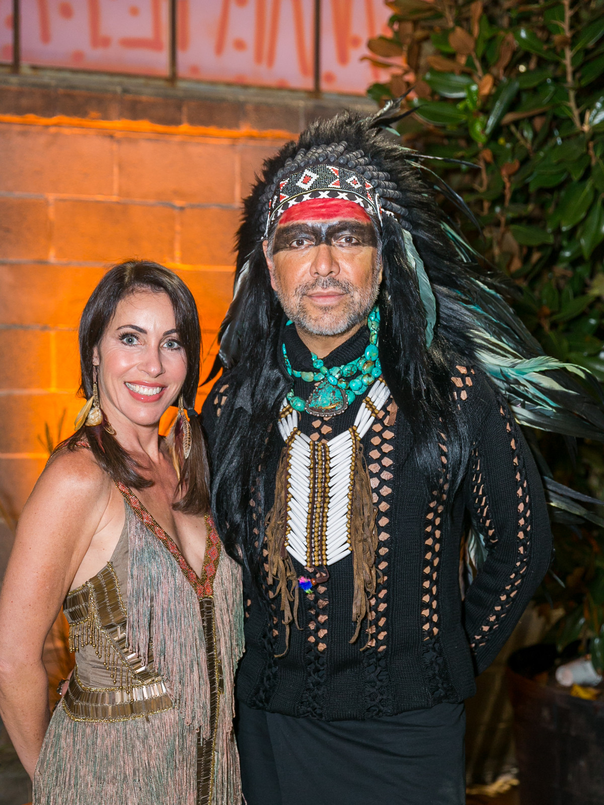 Orange Show Gala 2019 Sarah Deutser and Ceron