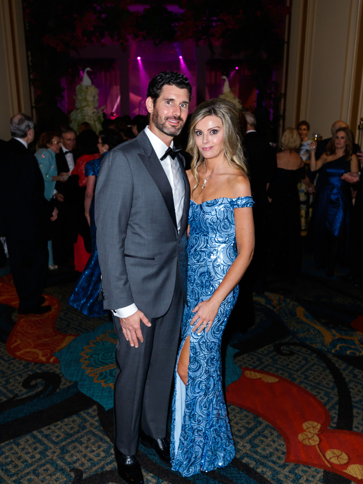 James Riefe, Holly Riefe - Mac Duggal