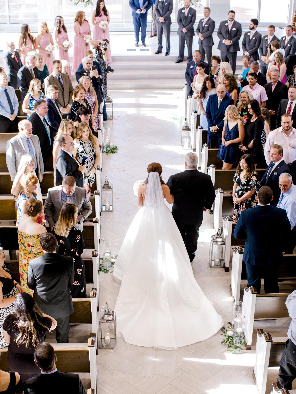 Joey & Lindsay Real Wedding