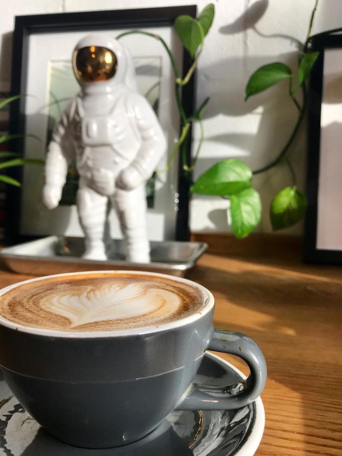 Giant Leap Coffee espresso