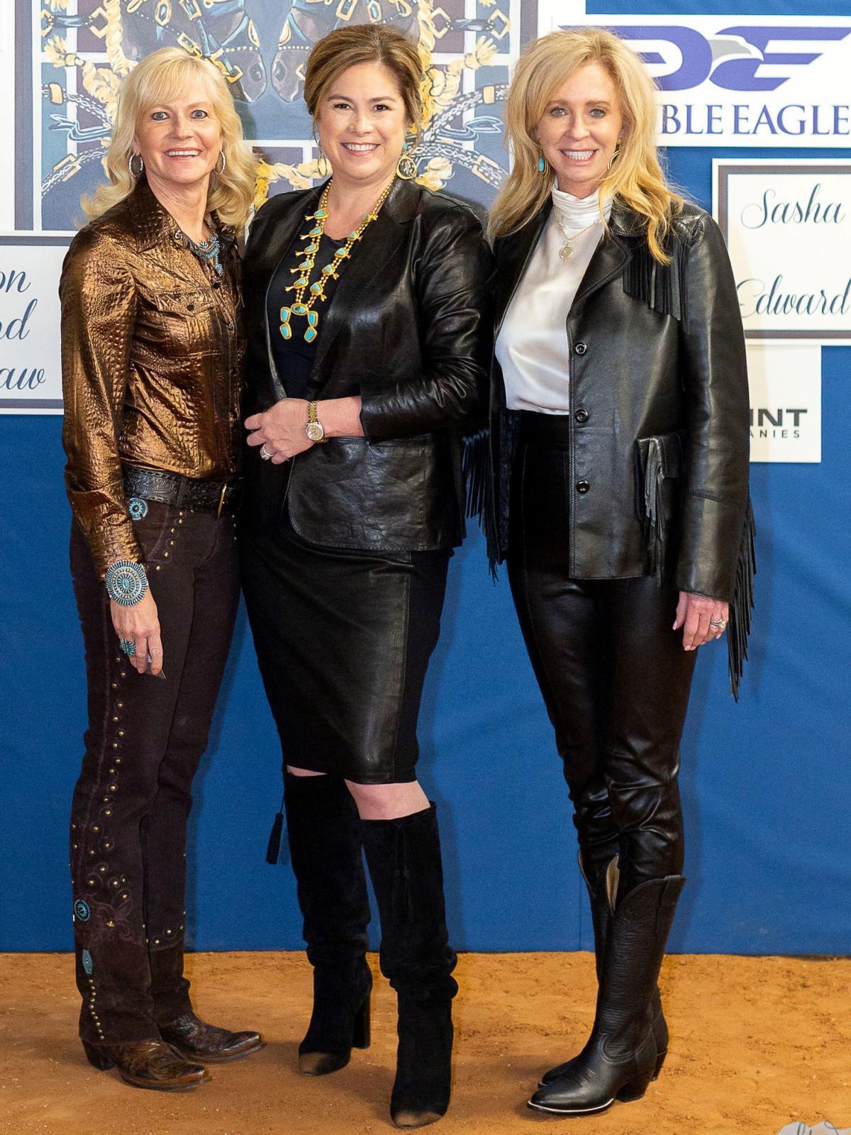 Amy Bailey, Kelsey Patterson, Paige Randel