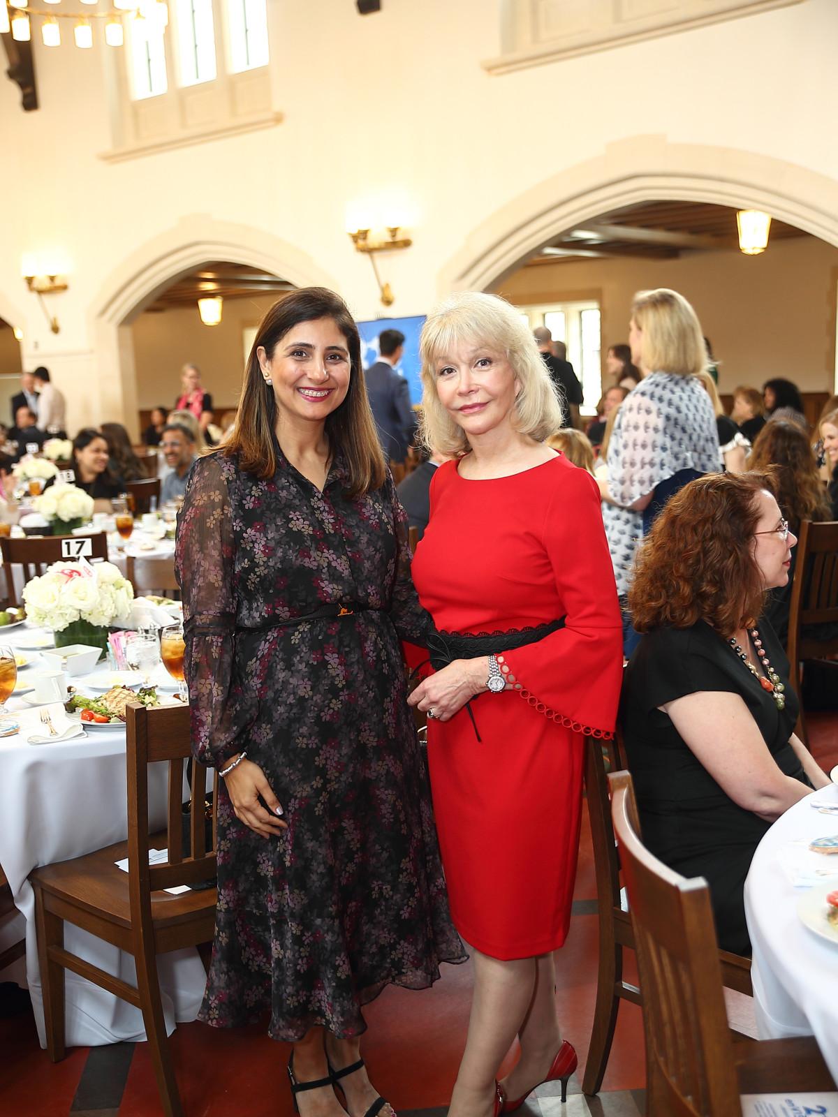 Breakthrough Houston Luncheon 2020 Tony Danza Preity Bhagia and SusanBoggio
