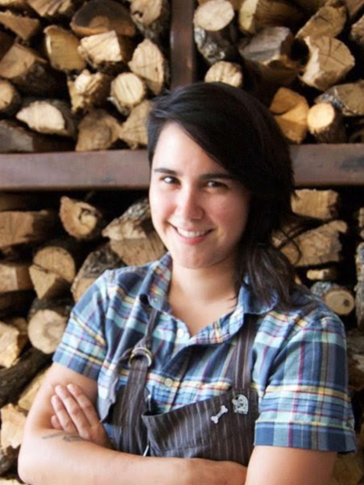 Executive Sous Chef Alexa Mejia of Barley Swine in Austin