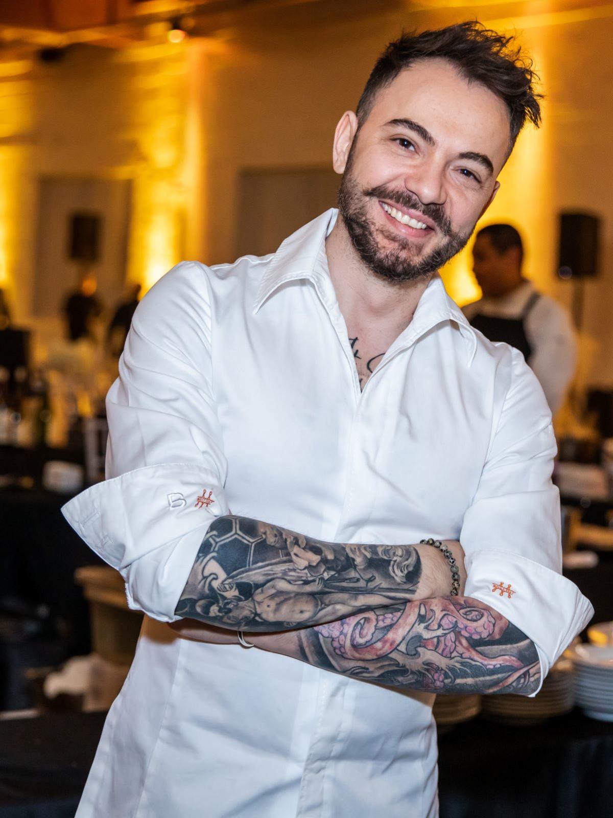 Chef Giuliano Matarese