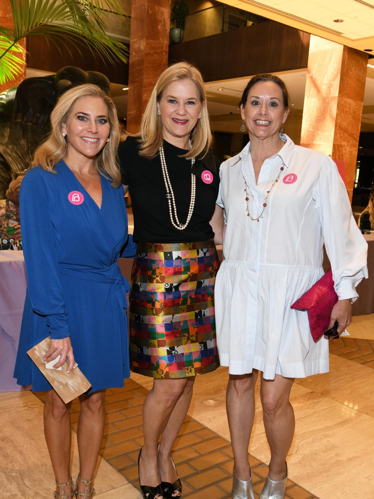 Abra Garrett, Jane Hurst, Tracy Rathbun
