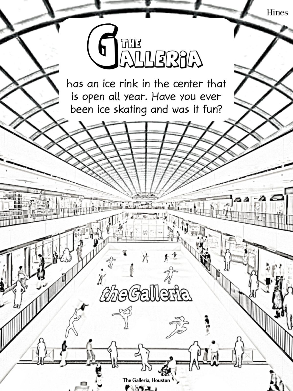Hines coloring book Galleria