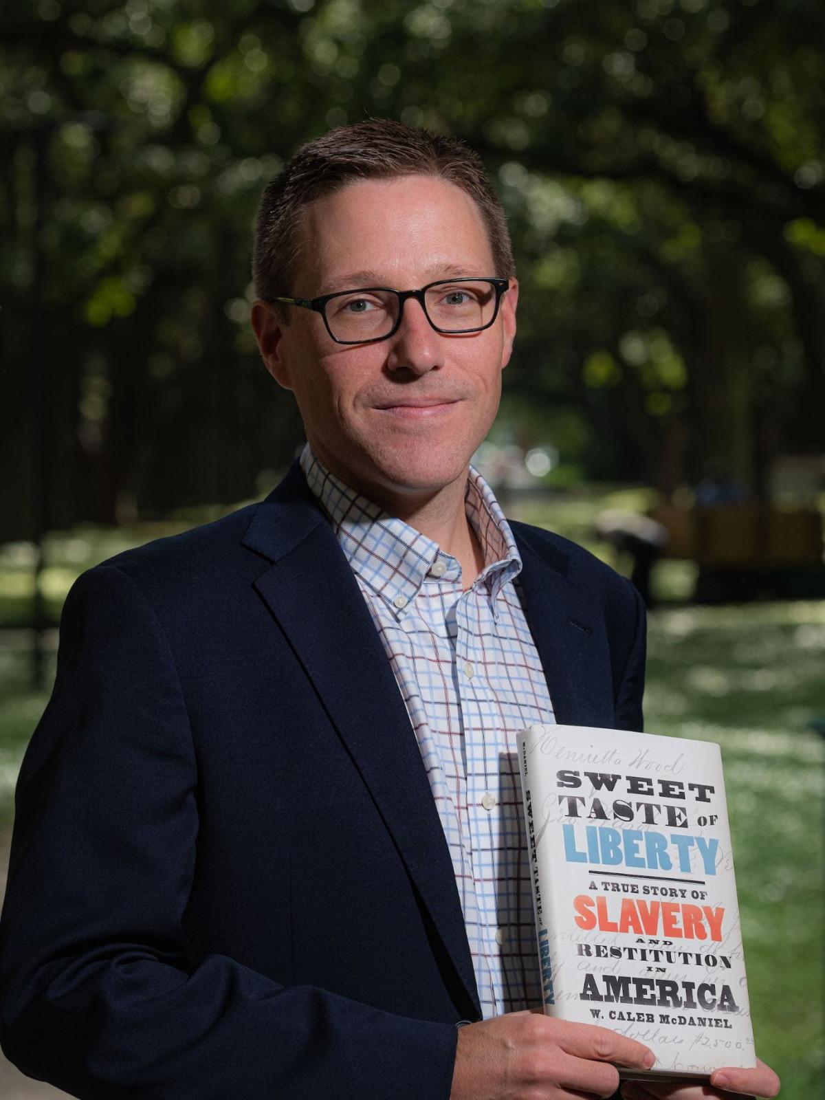 Caleb McDaniel Rice University Pulitzer Prize
