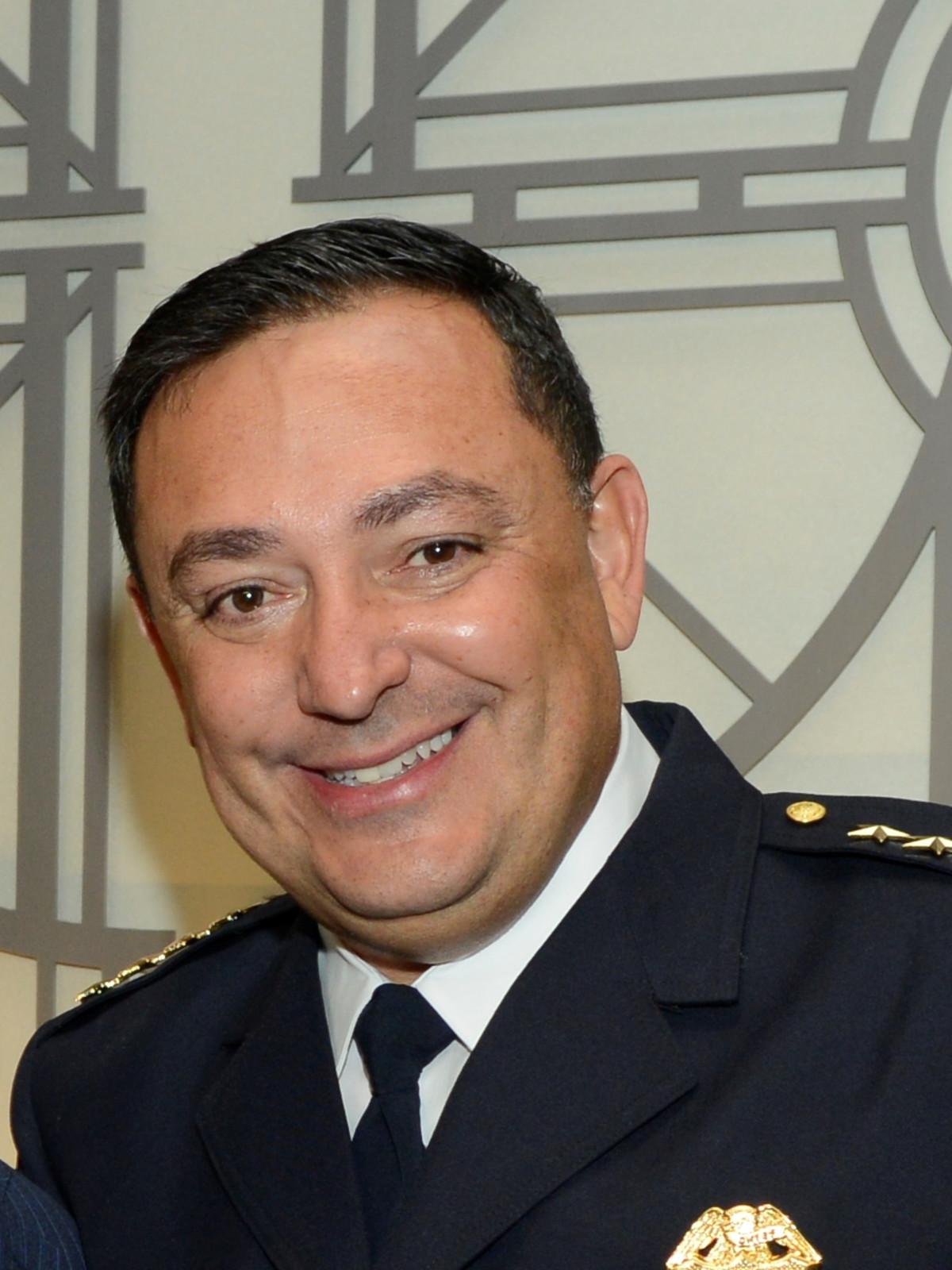 Art Acevedo houston police chief