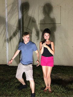 Echo Theatre presents The Adventures of Flo and Greg