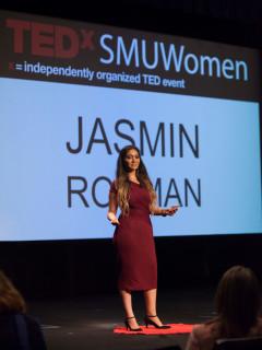 TEDxSMU presents TEDWomen 2016
