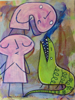 Kettle Art Gallery presents Richard Ross: Hiraeth