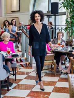 Four Seasons Resort and Club Dallas at Las Colinas present Fashion at Four Seasons Luncheon