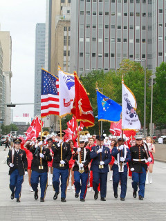 Mayor's Office of Special Events presents 17th Annual Houston Salutes American Heroes Veterans Day Celebration
