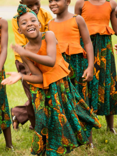 The African Children's Choir