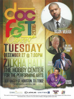 The High School for the Performing and Visual Arts presents DocFest '16