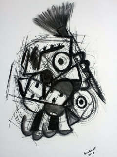 JM Gallery presents Johannes Boekhoudt: Black & White