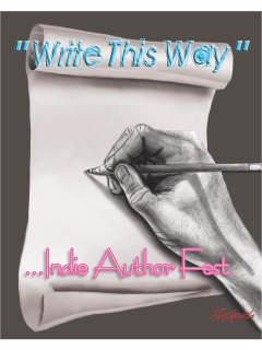 Ponchaveli Studios presents Write This Way: Indie Author Fest