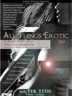 JoMar Visions presents <i>All Things Erotic 2017</i>