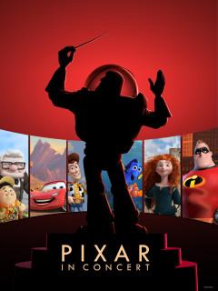 "Houston Symphony presents ""Pixar in Concert"""