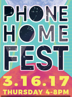 George Washington Carver Museum presents Phone Home Fest