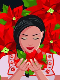 """Opera in the Heights presents """"Lucinda y las Flores de la Nochebuena"""""""