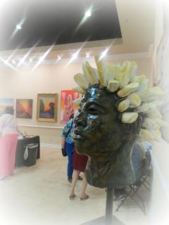 Galerie Spectra presents February Member Art Exhibit Reception