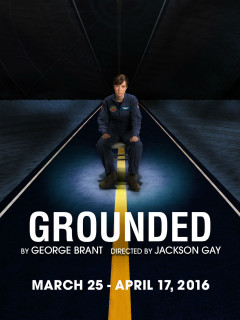 Alley Theatre presents Grounded