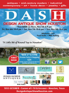 Design Antique Show Houston
