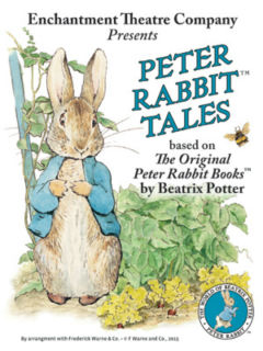 The Paramount Theatre presents Peter Rabbit Tales