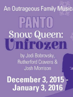 Panto Snow Queen: Unfrozen