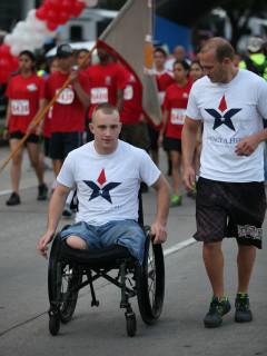 Impact A Hero 5K Walk, Run and Wheel