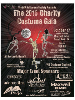 DW Halloween Society's Charity Costume Gala