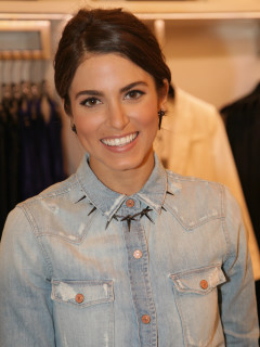 Twilight star Nikki Reed at 7 For All Mankind